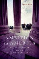 Ambition in America [Pdf/ePub] eBook