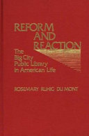 Reform And Reaction