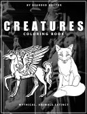 Creatures Coloring Book
