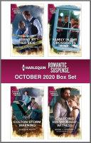Harlequin Romantic Suspense October 2020 Box Set