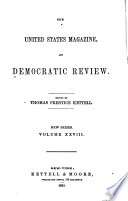The United States Magazine and Democratic Review Book