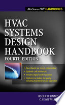 HVAC Systems Design Handbook Book