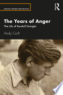 The Years of Anger