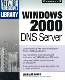 Windows 2000 DNS Server