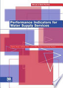 Performance Indicators for Water Supply Services Book