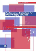 Performance Indicators for Water Supply Services