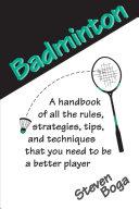 Backyard Games: Badminton Pdf/ePub eBook