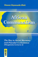 African Communalism