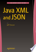 Java XML and JSON