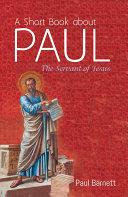 A Short Book about Paul Pdf/ePub eBook