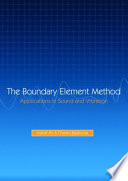 The Boundary Element Method Book PDF