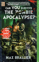 Can You Survive the Zombie Apocalypse? Book