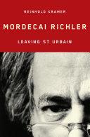 Mordecai Richler ebook