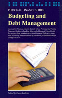 Budgeting and Debt Management