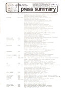 Press Summary   Illinois Information Service Book