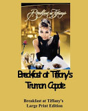Breakfast at Tiffany's - Large Print Edition ebook