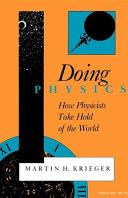 Doing Physics