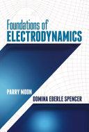 Foundations of Electrodynamics Pdf/ePub eBook