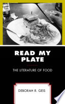 Read My Plate Book