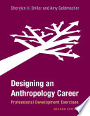 Designing an Anthropology Career