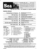 Sea and Pacific Motor Boat