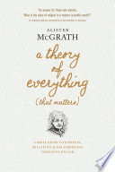 A Theory of Everything That Matters