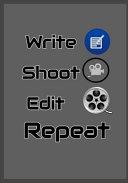 Write Shoot Edit Repeat