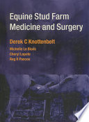 Equine Stud Farm Medicine   Surgery E Book