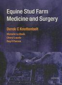 Equine Stud Farm Medicine   Surgery E Book