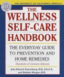 The UC Berkeley Wellness Self care Handbook Book PDF