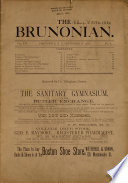 The Brunonian Book