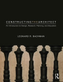 Pdf Constructing the Architect