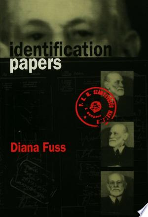 Download Identification Papers Free Books - Dlebooks.net