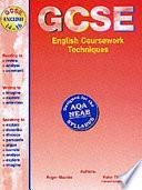 Gcse English Coursework Techniques Student Book
