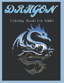 Dragon Coloring Books For Adults