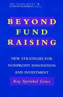 Beyond Fund Raising