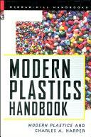 Modern Plastics Handbook