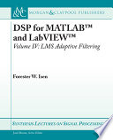 Dsp For Matlab And Labview Lms Adaptive Filtering Book PDF