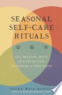 Seasonal Self Care Rituals