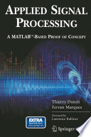 Applied Signal Processing Book PDF