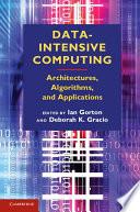 Data Intensive Computing Book
