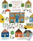 School s First Day of School Book