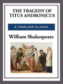 The Tragedy of Titus Andronicus Book