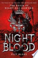 Nightblood Book PDF