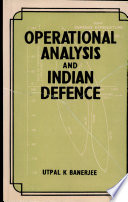 Operational Analysis and Indian Defence