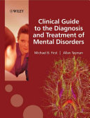 Clinical Guide To The Diagnosis And Treatment Of Mental Disorders Book PDF