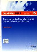Transforming the Quartet Principles