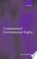 Constitutional Environmental Rights