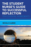 Pdf The Student Nurse's Guide to Successful Reflection