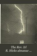 The Rev  Irl R  Hicks Almanac